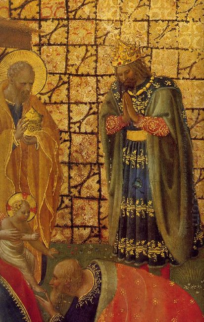 Adoration And Annunciation