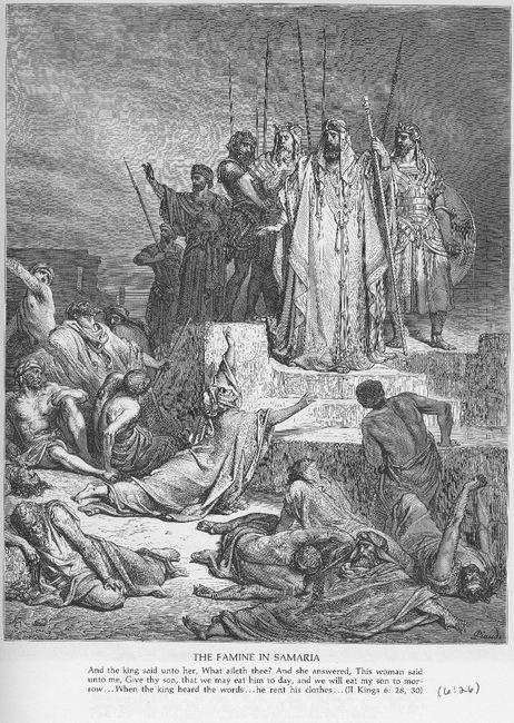 A Famine In Samaria