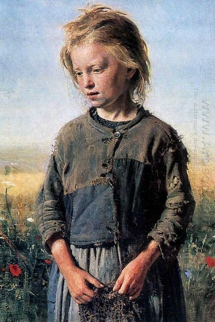 Un Fisher Girl 1874