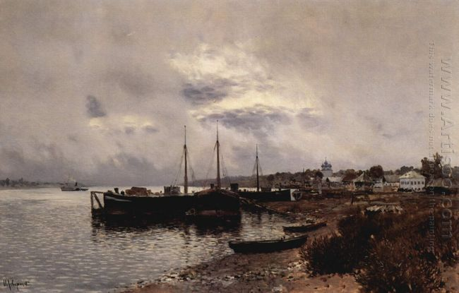After The Rain Plyos 1889
