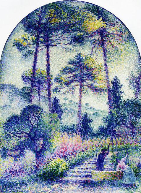 A Garden In Provence 1901