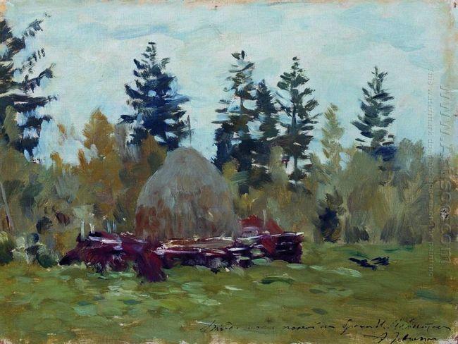 A Haystack 1894