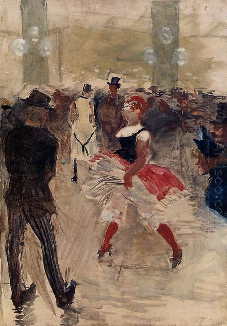 A L Elysee Montmartre 1888