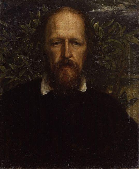 Alfred Tennyson 1St Baron Tennyson