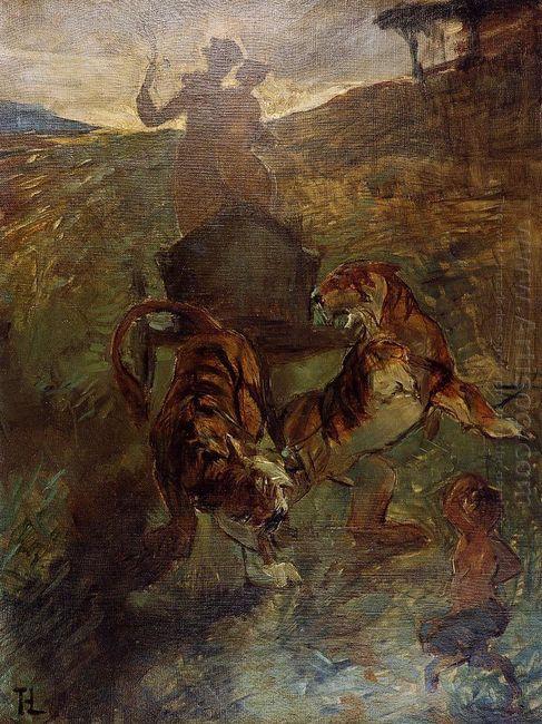 Allegory Springtime Of Life 1883