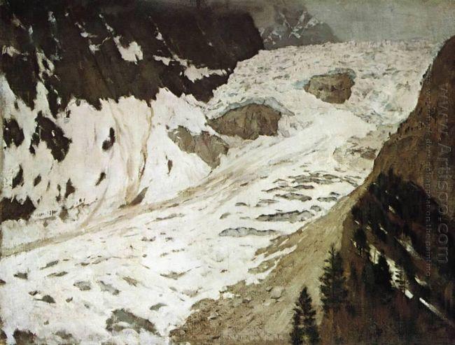 Alps Snow 1897