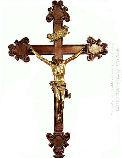 Altar Cross 1661