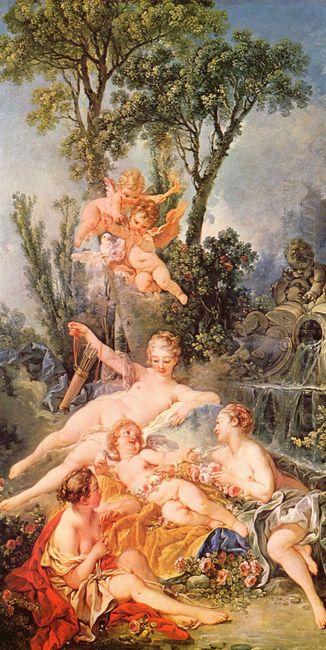 Amor A Prisoner 1754