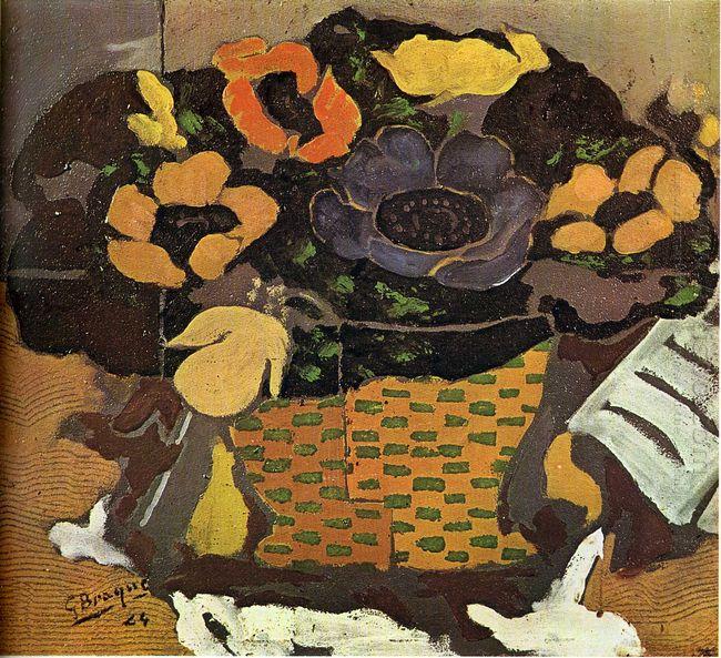 Anemones 1924