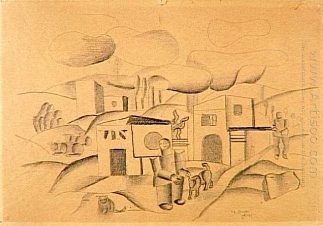 Animated Landscape 1921