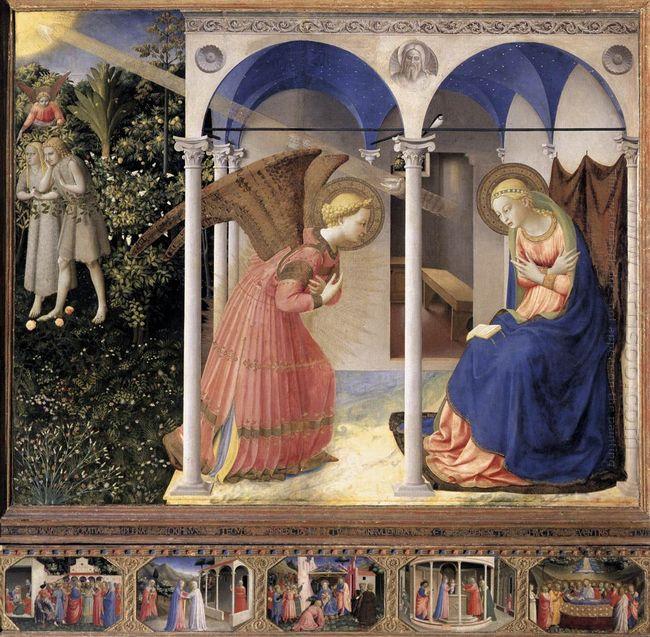 Annunciation 1432