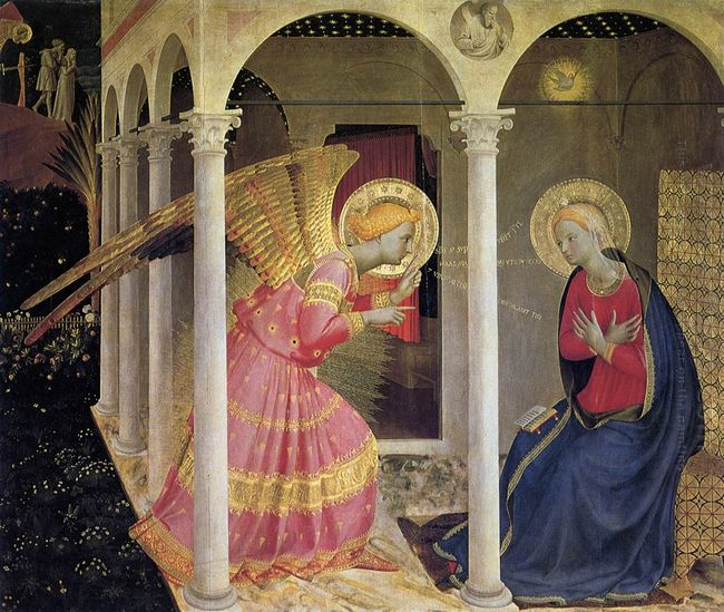 Annunciation 1434