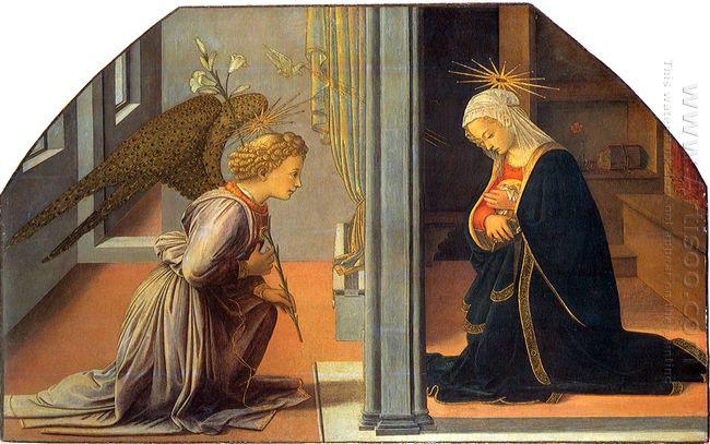 Annunciation 1435