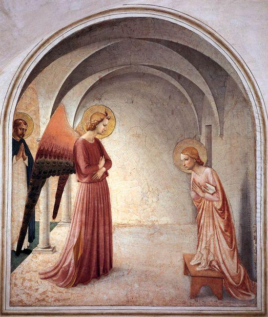 Annunciation 1442