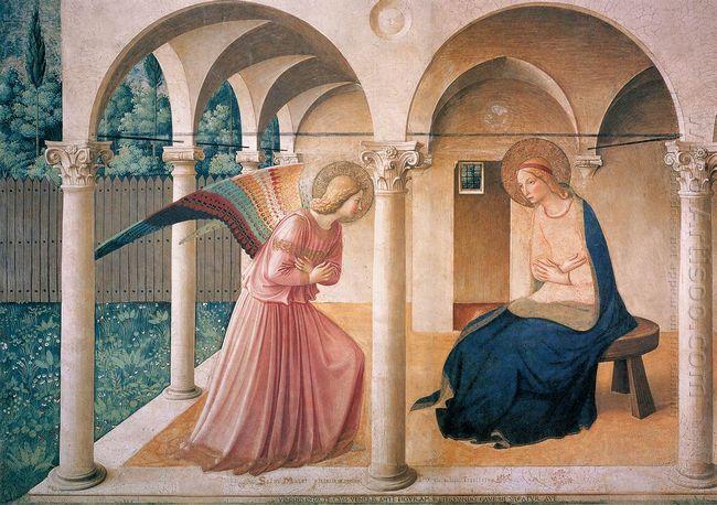 Annunciation 1443