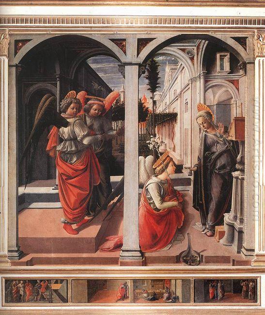 Annunciation 1445