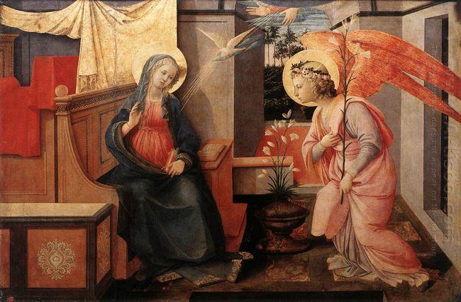 Annunciation 1450