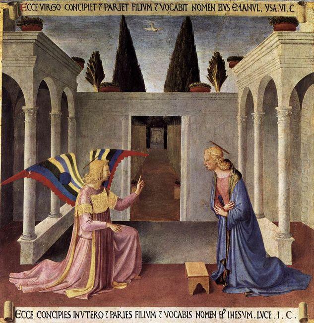 Annunciation 1452