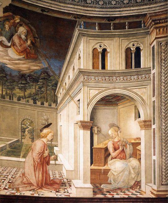Annunciation 1469