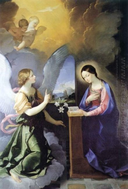Annunciation 1621
