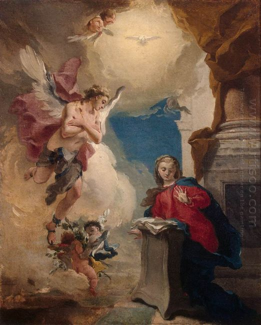 Annunciation 1725