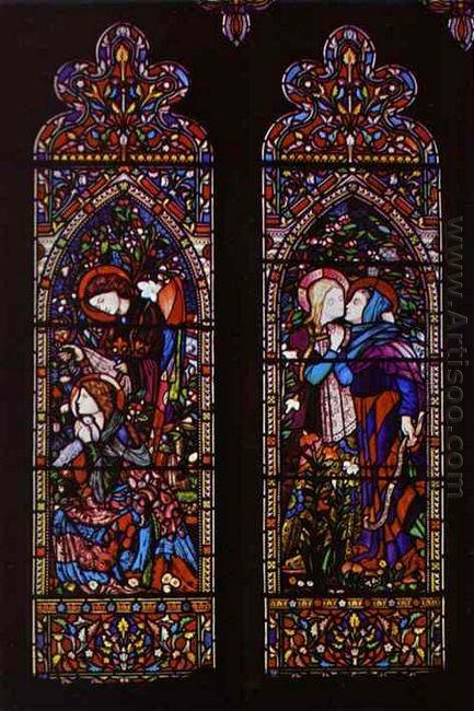 Annunciation 1860