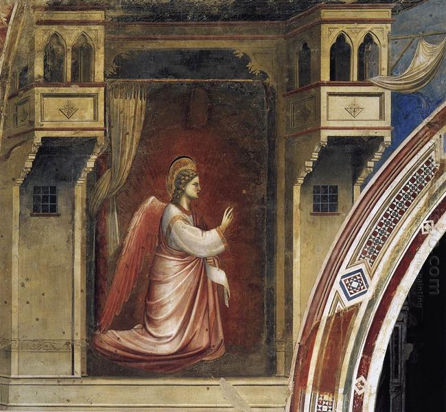 Annunciation The Angel Gabriel Sent By God 1306