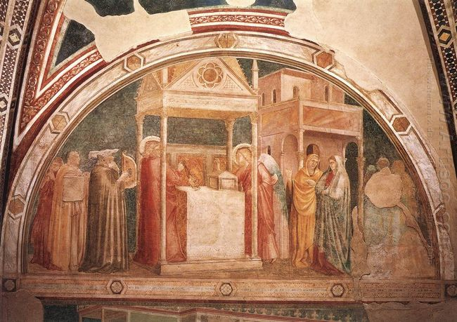 Annunciation To Zacharias 1320