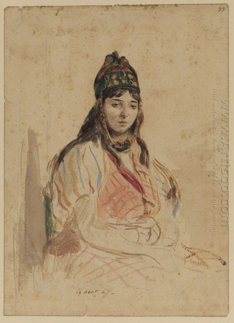 A North African Jewess 1847