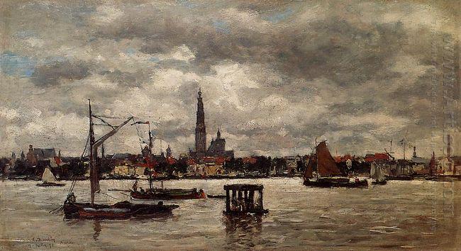 Antwerp The Schelde