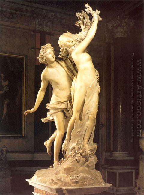 Apollo And Daphne 1625