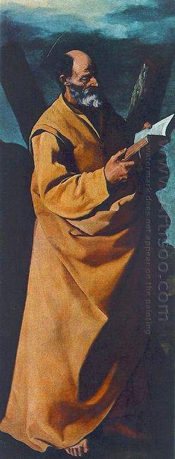 Apostle St Andrew 1631
