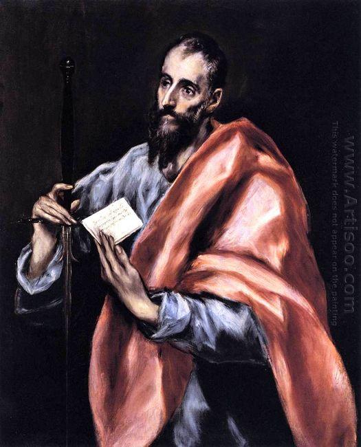 Apostle St Paul