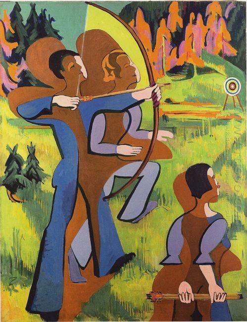 Archers 1937