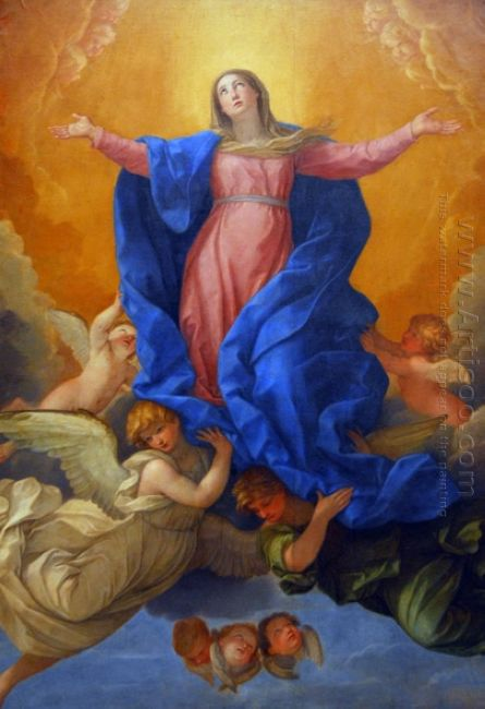 Assumption Of Mary 1642