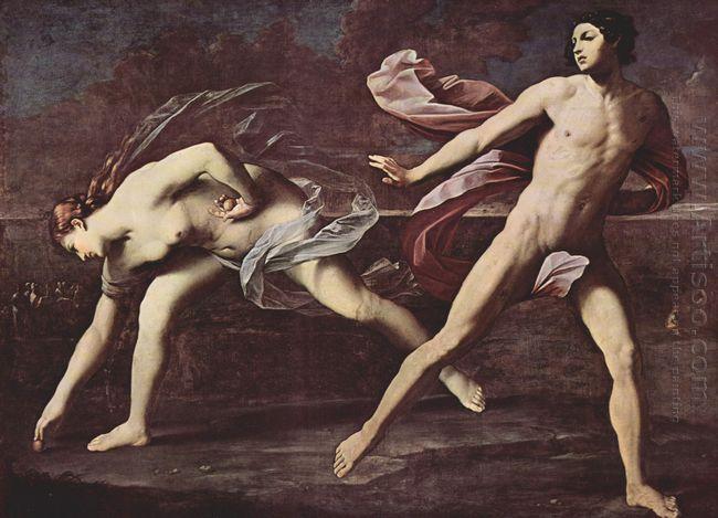 Atalanta And Hippomenes 1625