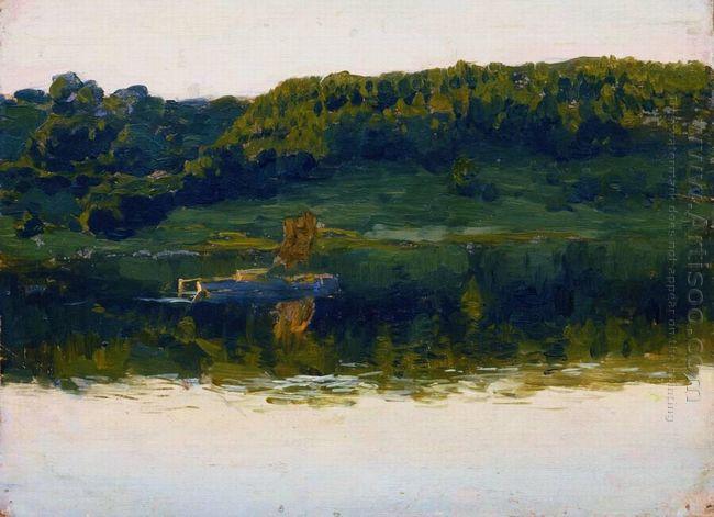 At Volga 1888