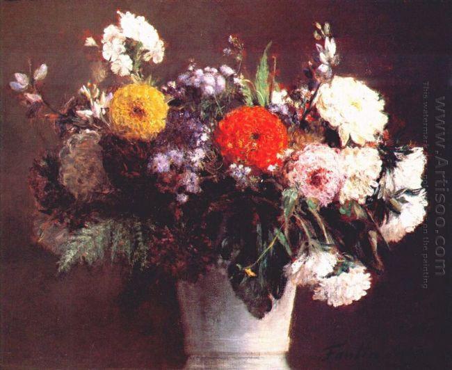Autumn Bouquet 1862