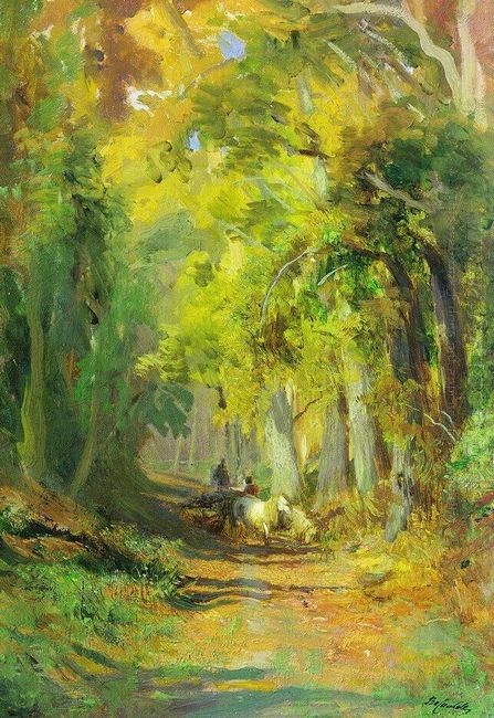 Autumn Forest 1873
