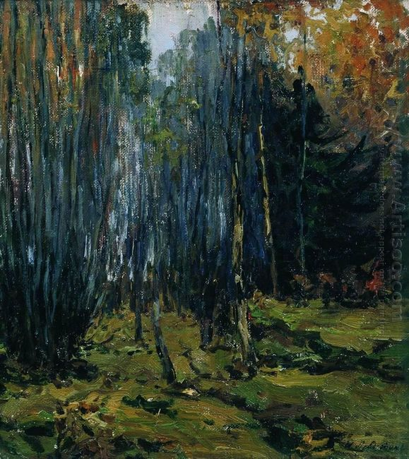 Autumn Forest 1899