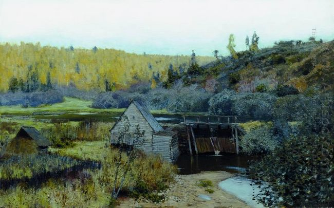 Autumn Mill Plyos 1888