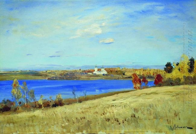 Autumn River 1899