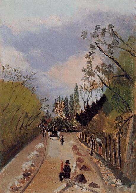 Avenue De L Observatoire 1898
