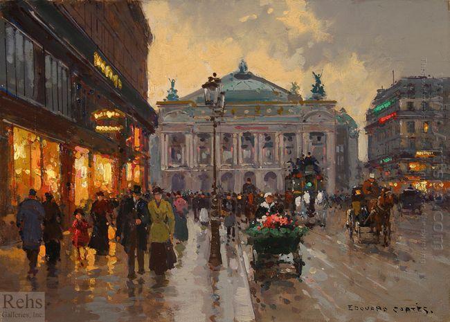 Avenue De L Opera