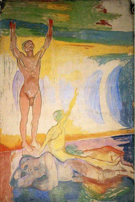 Awakening Men 1916
