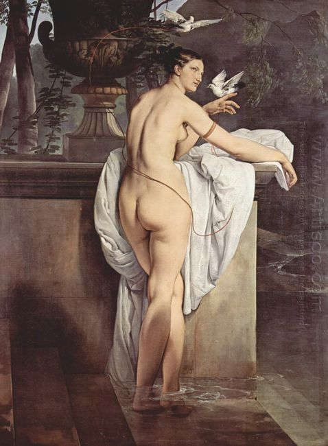 Ballerina Carlotta Chabert As Venus 1830
