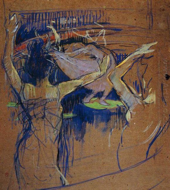 Ballet De Papa Chrysanth Me 1892