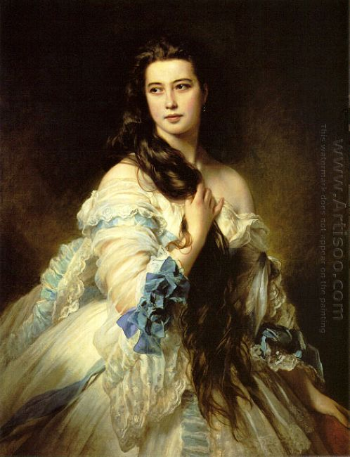 Barbara Dmitrievna Mergassov Rimsky Korsakova