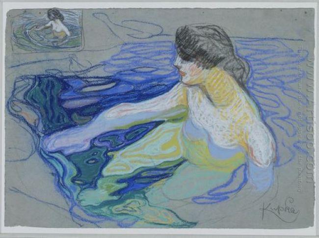 Bather 1906