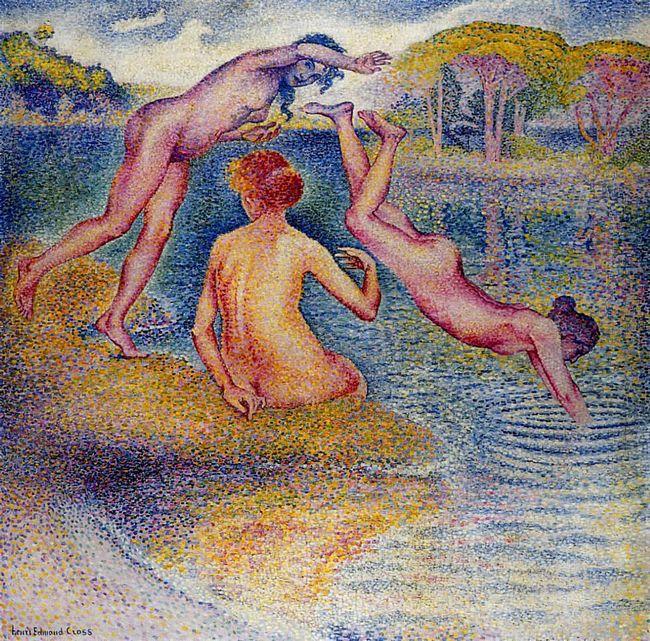 Bathers 1902